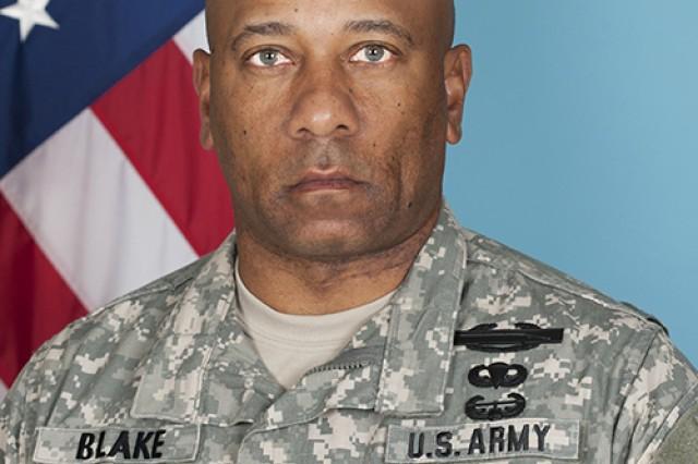 Sgt. Maj. Dewey L. Blake, Jr.