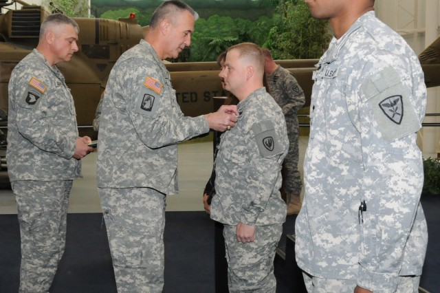 Fort Rucker honors Soldier, NCO of quarter