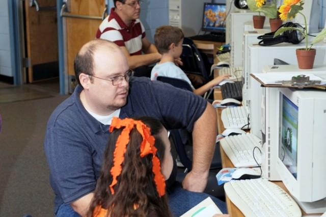 ANAD engineers judge Weaver tech fair