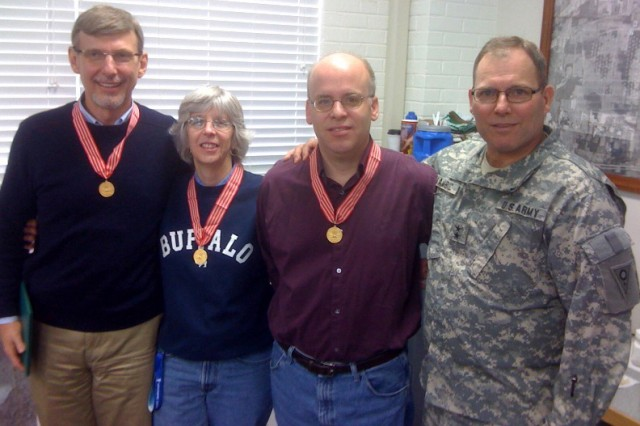 USACE People: Beckham receives Ohio Distinguished Service Medal