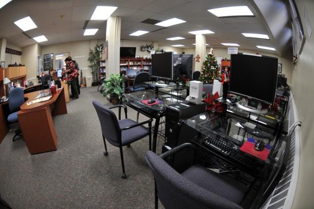 ACS computer bank