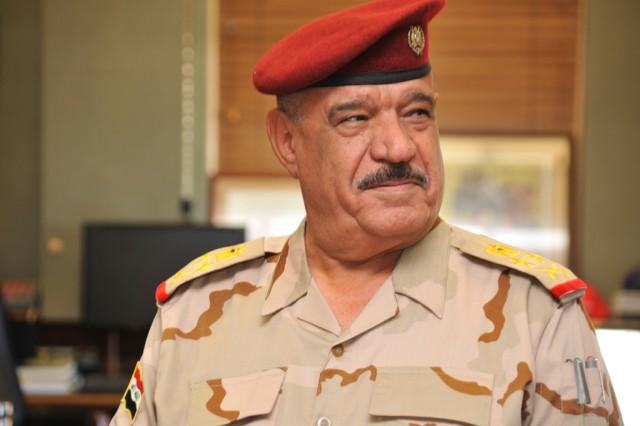 Iraqi General visits TRADOC