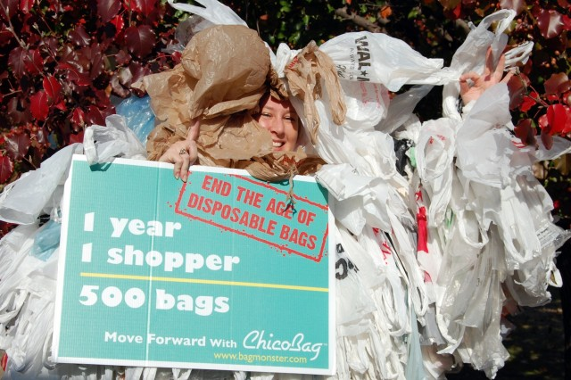 Fort Bragg schools find initiative on America Recycles Day