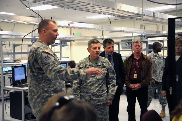 DAS visit Operational Test Command