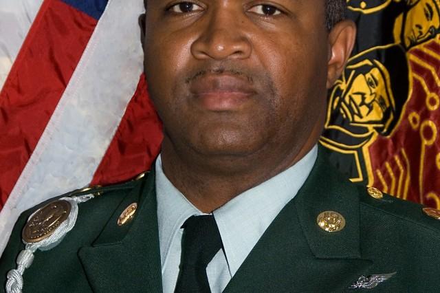 Command Sgt. Maj. Hector Marin