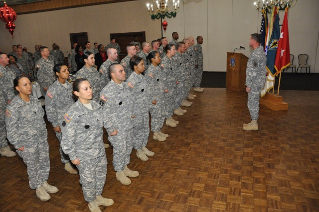 Staying put: Post leads TRADOC in retaining troops