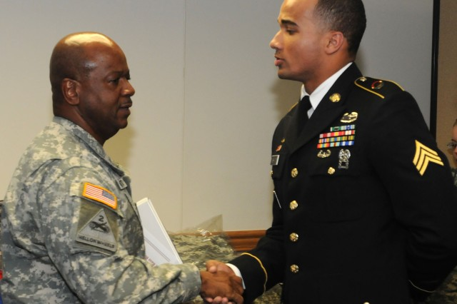 Sustainers Compete for Top NCO, Soldier