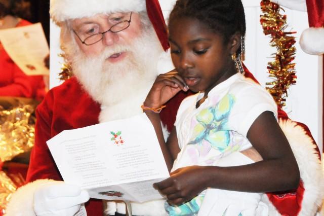Fort Rucker celebrates holiday season
