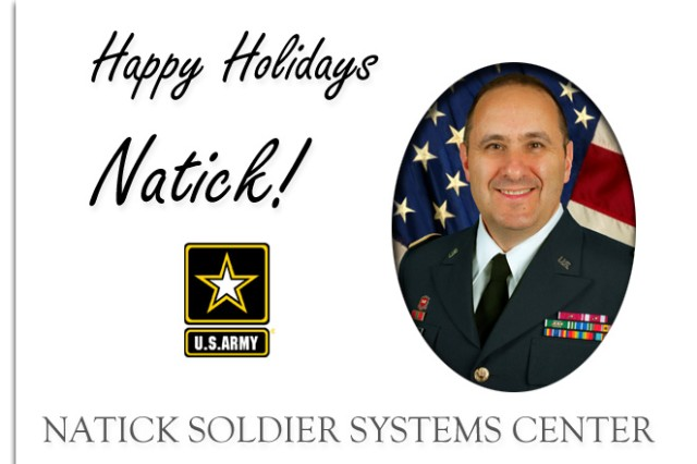 Happy Holidays Natick!