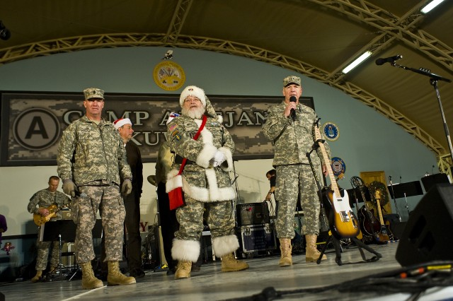 Sgt. Maj. of the Army hosts Hope and Freedom Tour