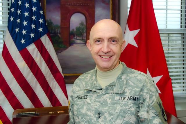 Maj. Gen. Nick Justice
