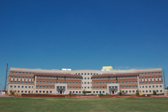 U.S. Army Forces Command/U.S. Army Reserve Command Combined Headquarters Construction Project - In Review