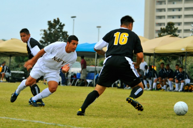 Soldier applies lifelong soccer skills to All-Army Soccer team