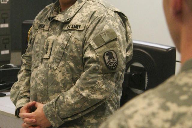 LTG Formica visits Missile Defenders at Fort Greely, Alaska