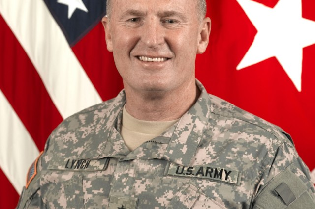 Commanding General, U.S. Army Installation Management Command, Lt. Gen. Rick Lynch