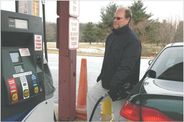 Rising gas prices pack a wallop
