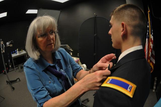 Adjusting the uniform