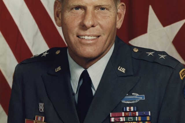 Maj. Gen. John Renner served as Fort Jackson's 35th commanding general.