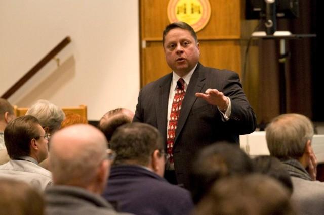 Dr. Gerardo Melendez, ARDEC Director