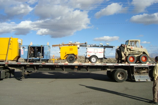 Non-Standard Equipment destined for various states