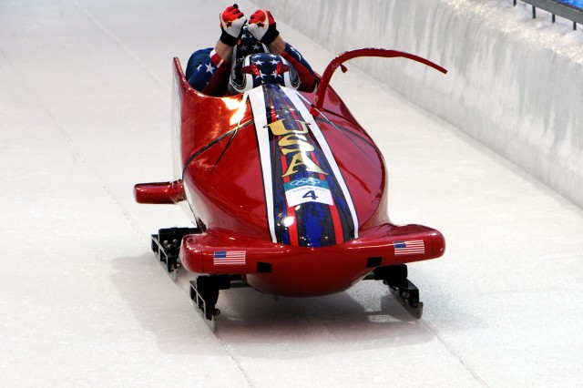 WCAP Sgt. Rohbock strikes World Cup gold on bobsled farewell tour