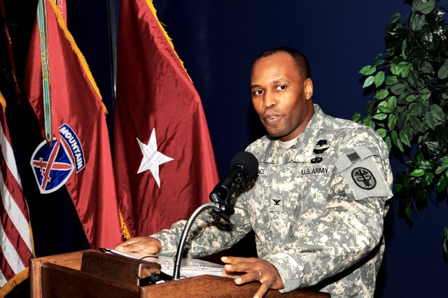 Fort Drum community honors work of Martin Luther King Jr.
