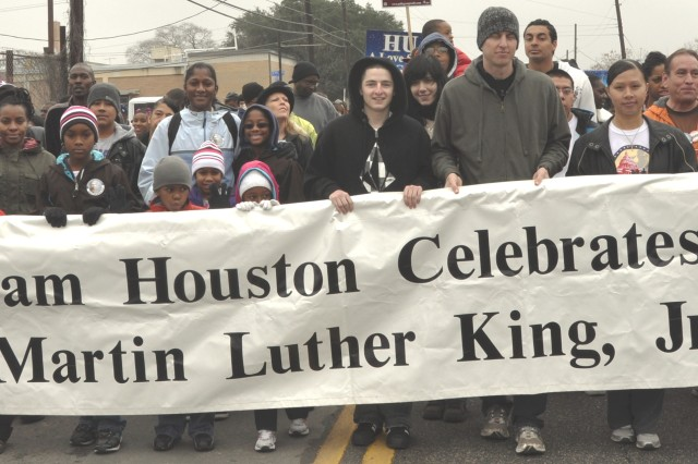 San Antonio's Martin Luther King Jr. March