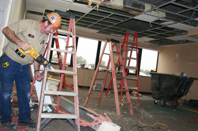 Health clinic renovations to improve patient experience