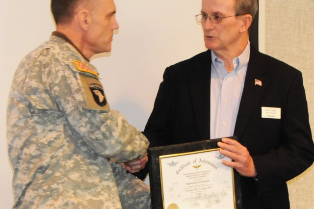 110th Avn. Bde. rewards 20 years of accident-free flight