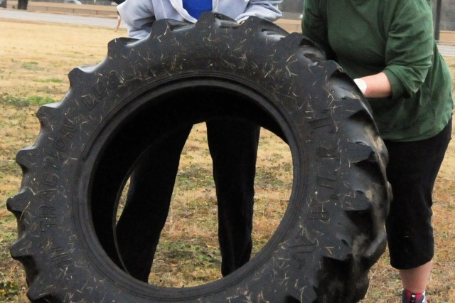 Boot camp aims for lifestyle changes