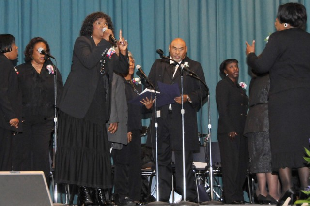 Fort Rucker celebrates Martin Luther King Jr.'s life