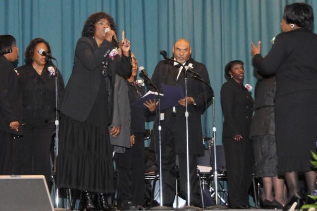 Fort Rucker celebrates Martin Luther King Jr.'s life
