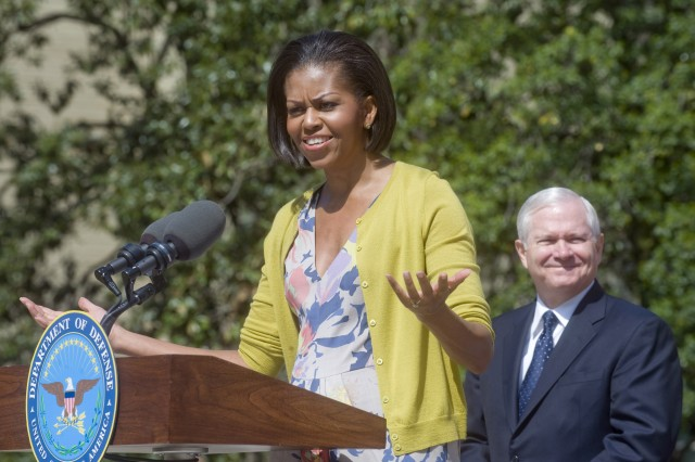 First Lady to visit Fort Jackson