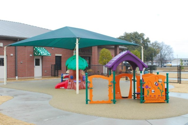 The Indianhead Child Development Center was one of many initiatives funded in part by the Army Family Covenant. The center opened in 2010.