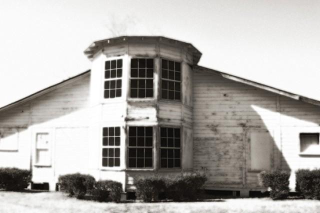 Patton Round House