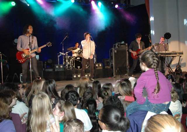 Allstar Weekend: Fans treated to performance by Disney Channel stars