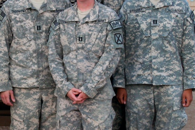 Love and War: Two couples share thoughts on dual-military marriage