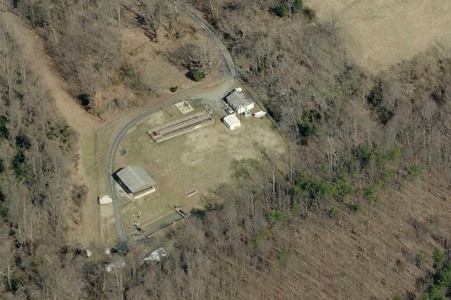 Dillwyn Waste Water Treatment Plant, Dillwyn, Va.