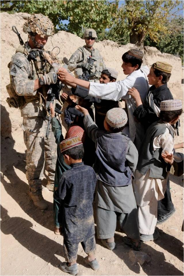 1-4 INF leaves legacy in Afghanistan