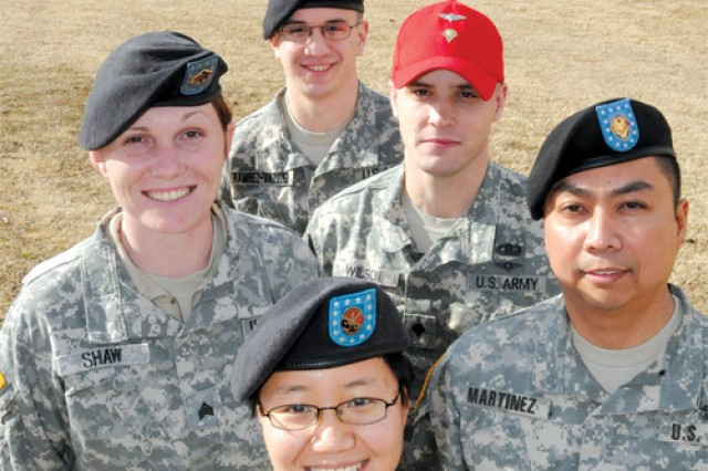 Tax Assistance Center military staff