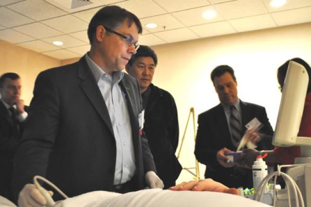 Madigan hosts national urological seminar