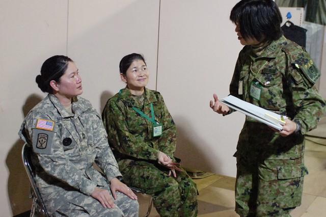 Soldiers bridge communication barrier through understanding, cooperation