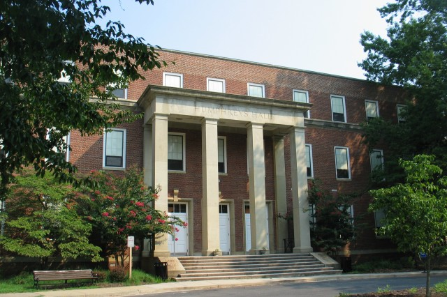 Humphreys Hall on Fort Belvoir will host the 6th Annual AMSC Leadership Symposium April 12 -14th.
