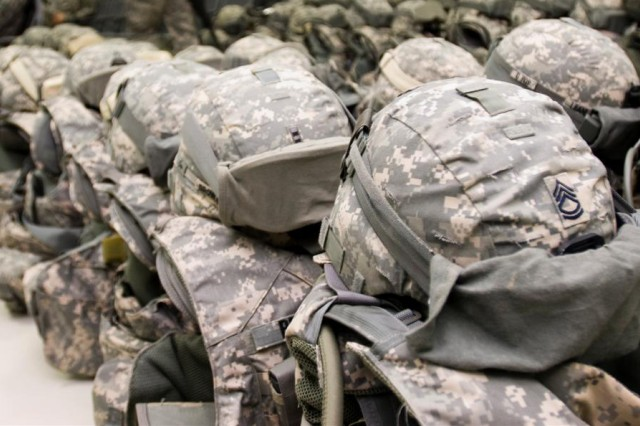 The Advanced Combat Helmet, currently used in Iraq and Afghanistan, is scheduled to be replaced this fall with one that offers even more protection, the Enhanced Combat Helmet.
