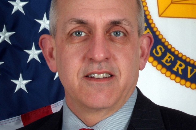 Carl J. Cartwright, Army Sustainment Command's Executive Director for Field Support, named by the Secretary of the Army as a permanent member of the Senior Executive Service.