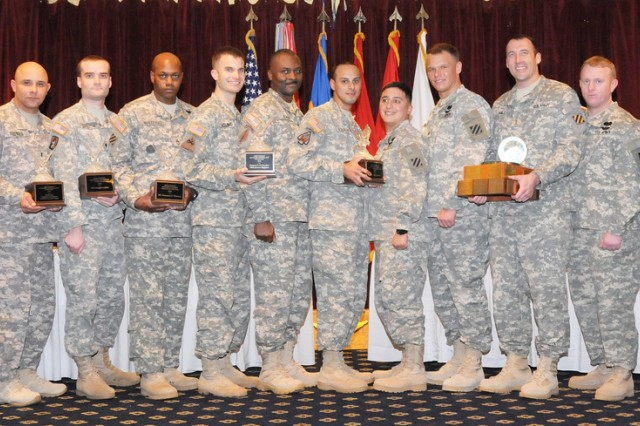 AAAA presents awards during conference
