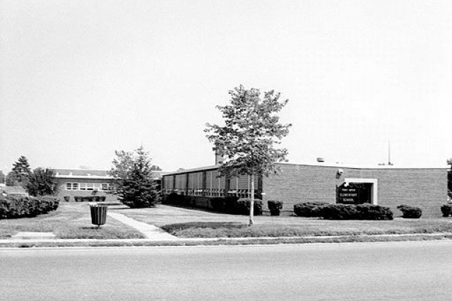 The Fort Myer Elementary School was in operation during the early to mid-1950s open to military dependent children until the 1970s when children attending school here transferred into the Arlington County public school system.