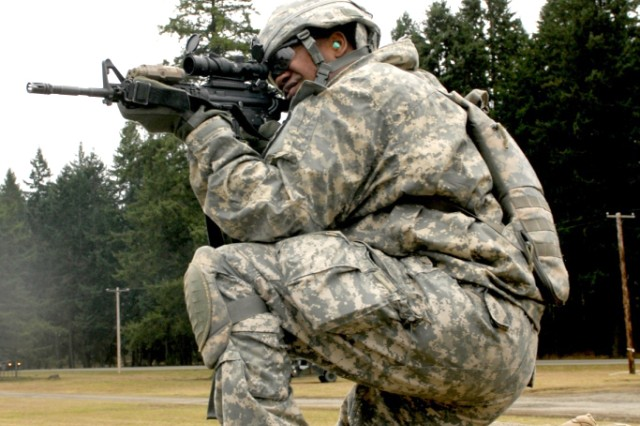 Sgt. 1st Class Jose Weeks was recently named best artilleryman in the Army.