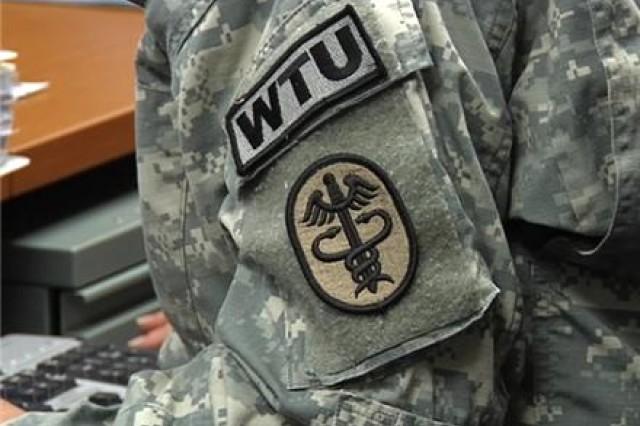 WTU patch