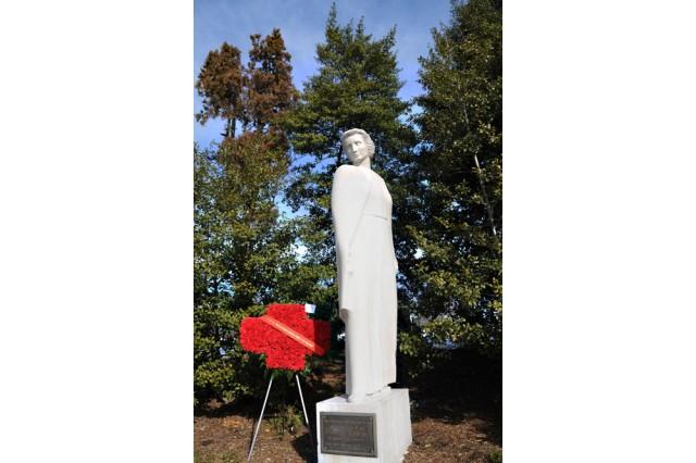 Nursing monument at Arlington